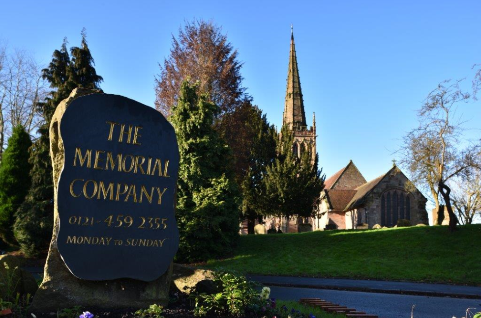 The Memorial Company | S Gascoigne & Sons Funeral Directors | Birmingham and Solihull