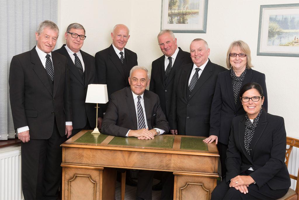 funeral home staff | S Gascoigne & Sons Ltd